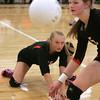 Clash volleyball 5