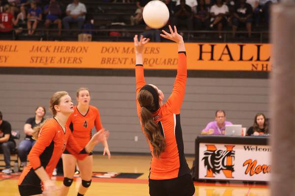 NHS v Moore volleyball 8