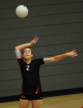 Norman High Volleyball