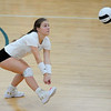 Norman North v Capitol Hill volleyball
