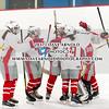 Girls Varsity Hockey: Wakefield defeated Watertown 7-4 on February 23, 2017 at the Stoneham Arena in Stoneham, Massachusetts.