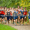 JV Boys and Girls Cross Country - October 2, 2012,  in Needham, Massachusetts.