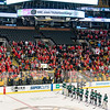MIAA Boys D1 Final: Waltham defeated Marshfield 4-1 on March 18, 2018 at the TD Garden in Boston, Massachusetts.