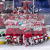 MIAA Boys D1 North Semifinal: Waltham defeated Belmont 3-2, in overtime, on March 8, 2018 at the Tongas Center in Lowell, Massachusetts.