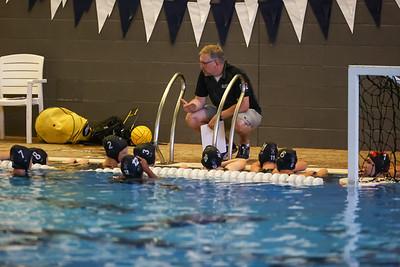 Salt Lake City, UT - Tuesday May 25, 2021: Water Polo. Girls. Olympus vs Trogans. ©2021 Bryan Byerly