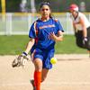 Newton South Girls Varsity Softball defeated Wayland on May 17, 2013, at Newton South High School in Newton, Massachusetts.