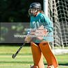 Varsity Field Hockey: Wellesley and Walpole tied 1-1 on October 3, 2017 at Wellesley High School in Wellesley, Massachusetts.