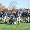 Needham Varsity Football defeated Wellesley 39-21 to win the the Fredrick J. Gorman Centennial Trophy on Thanksgiving Day, November 22, 2012, at Needham High School in Needham, Massachusetts.