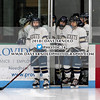 Girls Varsity Hockey: Wellesley and Needham tied 2-2 on January 24, 2018, at the Babson Skating Center in Wellesley, Massachusetts.