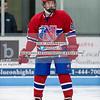 Boys Varsity Hockey: Wellesley defeated Natick 4-0 on February 14, 2018, at the Babson Skating Center in Wellesley, Massachusetts.