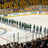 MIAA Girls D2 Final: Wellesley defeated Canton 1-0 on March 18, 2018 at the TD Garden in Boston, Massachusetts.