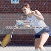Girls Varsity Tennis: Wellesley defeated Needham 5-0 on April 13, 2017 at Needham High School in Needham, Massachusetts.