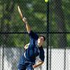 Boys Varsity Tennis: Wellesley defeated Needham 3-2 on May 9, 2018 at Needham High School in Needham, Massachusetts.