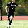 Boys Varsity Soccer: Needham defeated Wellesley 1-0 on September 27, 2018 at Wellesley High School in Wellesley, Massachusetts.