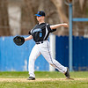 Varsity Baseball: Wells defeated Kennebunk 11-8 on April 20, 2018 at Kennebunk High School in Kennebunk, Maine.