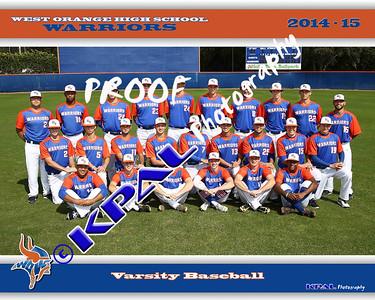 Varstiy Baseball Team Final