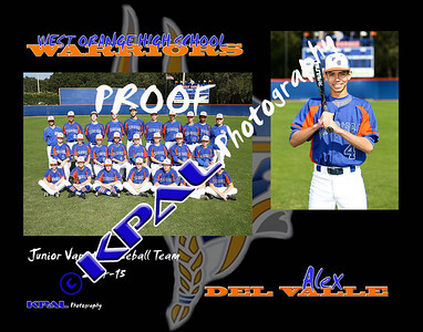 Alex Del Valle Team Collage