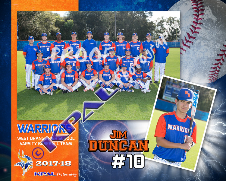Jim Duncan-Team Collage