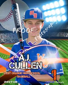 AJ Cullen-Poster