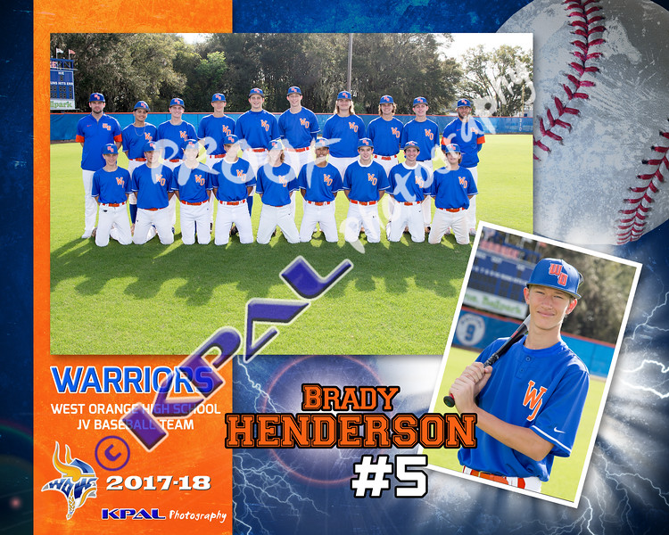 Brady Henderson-Team Collage