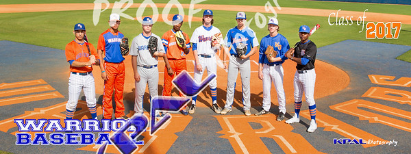 West Orange Baseball Team