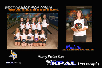 Madelin Zubricky Team Collage