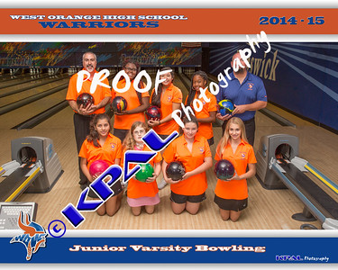 JV Girls Team