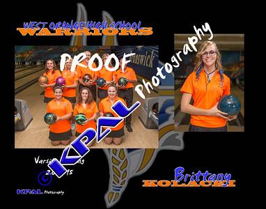 Brittany Kolacki Team Collage