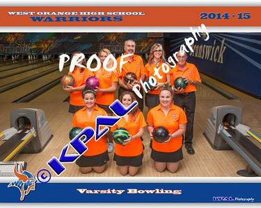 Varsity Girls Team
