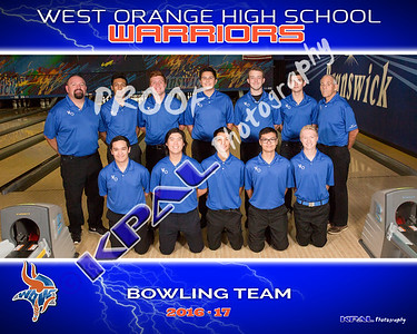 Boys Bowling Team Final