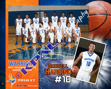 Darrell Harding-Team Collage