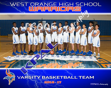 West Orange Basketball Teams