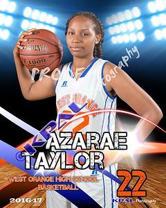 Azarae Taylor Poster