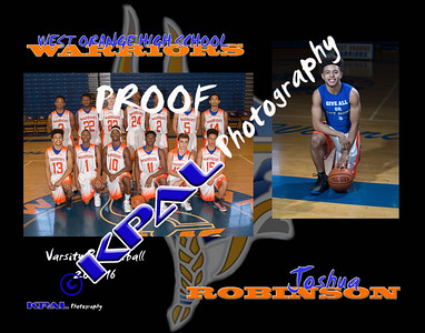 Joshua Robinson-Team collage