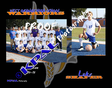 Luke Shafer Team Collage