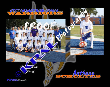 Anthony Schultes Team Collage