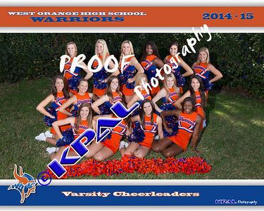 Varsity Cheer