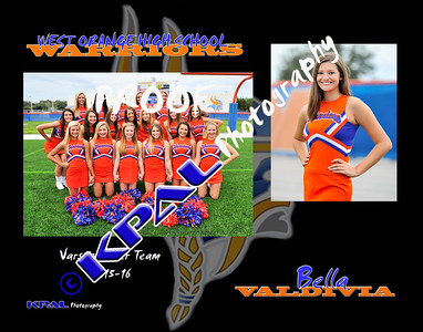 Bella Valdivia Team Collage