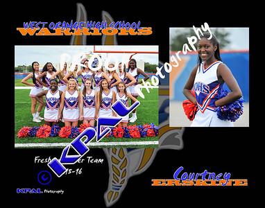 Courtney Erskine Team Collage