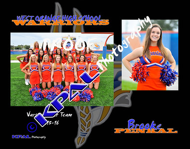 Brooke Penkal Team Collage