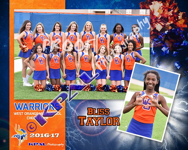 Bliss Taylor-Team Collage