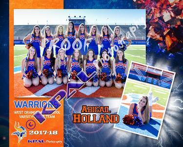 Abigail Holland-Team Collage