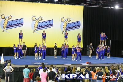 Cheerleading State Champions 2013-23