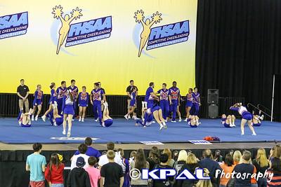 Cheerleading State Champions 2013-11