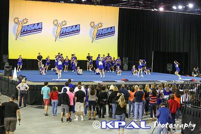 Cheerleading State Champions 2013-12