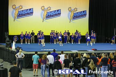 Cheerleading State Champions 2013-6