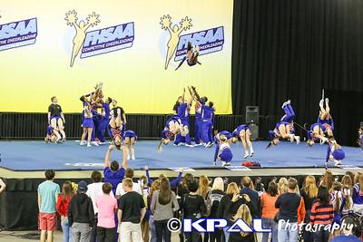 Cheerleading State Champions 2013-18