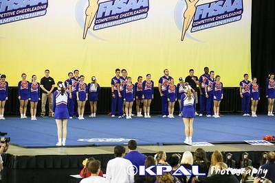 Cheerleading State Champions 2013-2