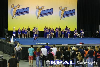 Cheerleading State Champions 2013-5