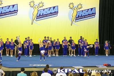 Cheerleading State Champions 2013-3